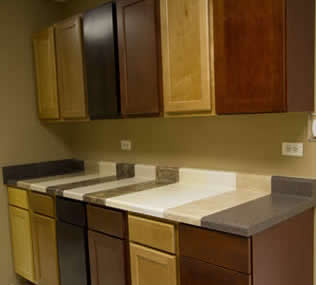 Custom Countertops In Stock